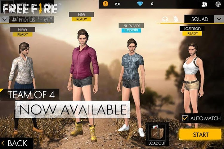 Play Free Fire – Battlegrounds on PC 4