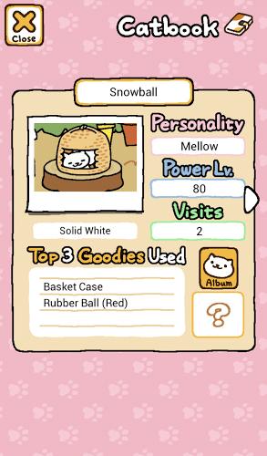 Play Neko Atsume: Kitty Collector on pc 4