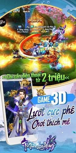 Chơi Tử Thanh Song Kiếm on PC 4