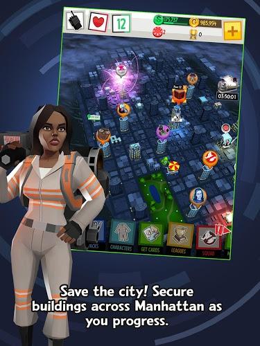 Играй Ghostbusters™: Slime City На ПК 12