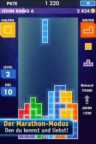 Spielen Tetris on PC 3