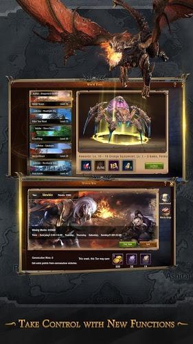 Play Dragon Revolt – Classic MMORPG on PC 7