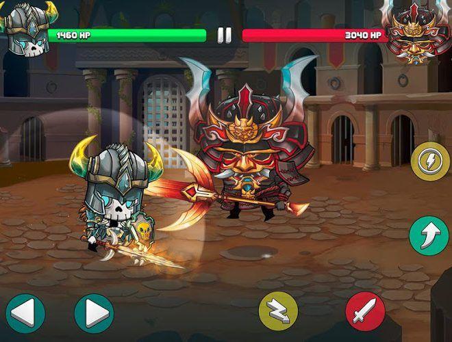 Играй Tiny Gladiators На ПК 18