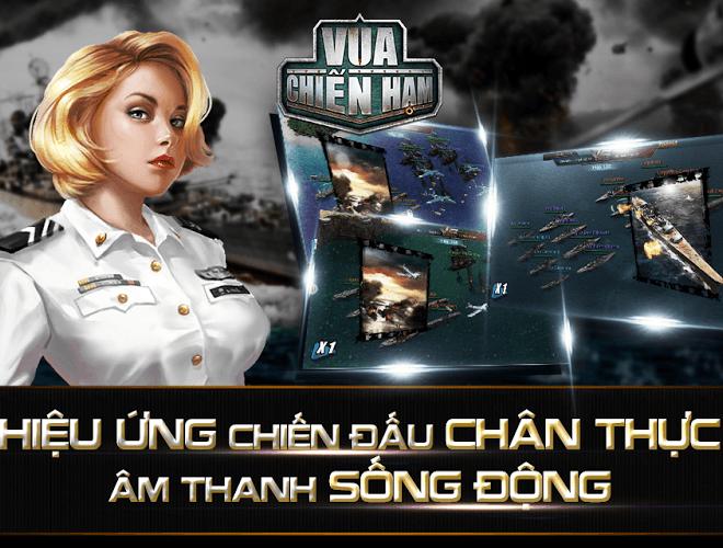 Chơi Vua Chien ham on PC 8