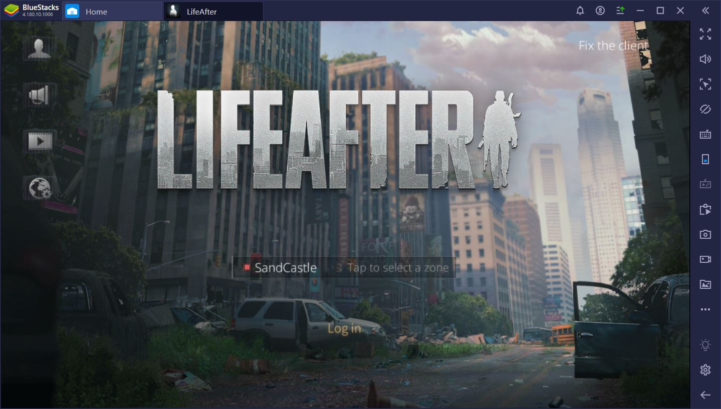 How to Play LifeAfter on PC with BlueStacks