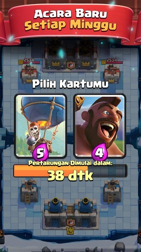 Main Clash Royale on PC 6