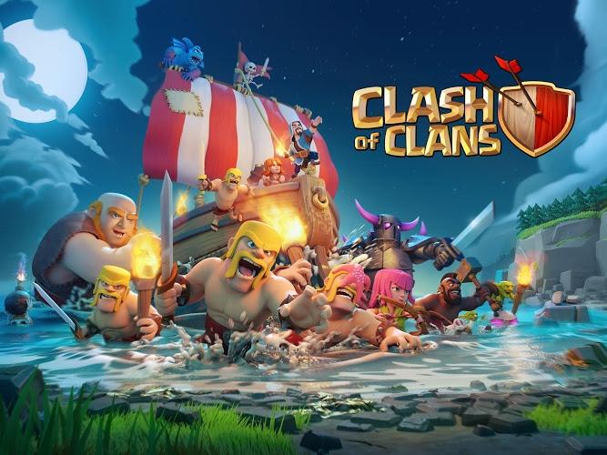 Играй Clash of Clans На ПК 3