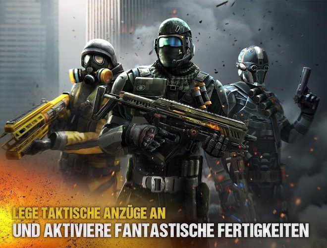 Spiele Modern Combat 5: Blackout für PC 3