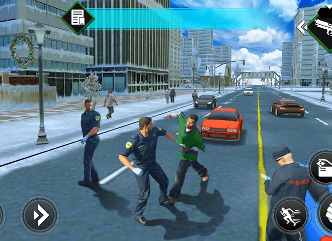 즐겨보세요 라스베가스 범죄 도시 on PC 8