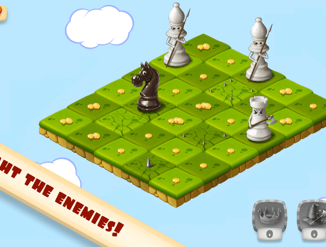 Play Knight's Tour: Chess Puzzle on PC 5
