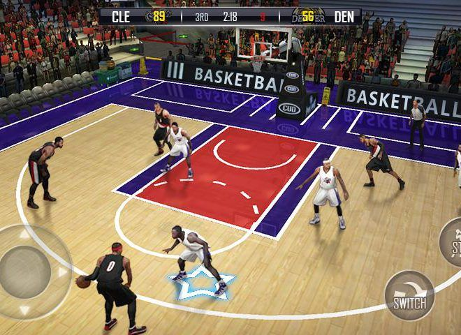 Play Fanatical Basketball on PC 3