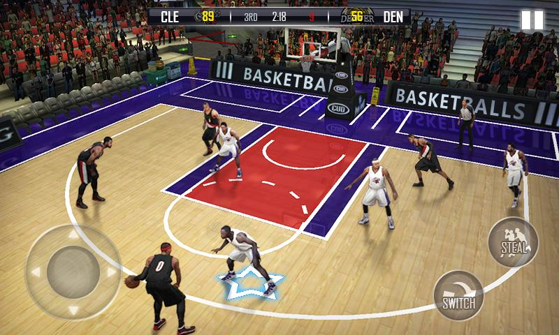 Play Fanatical Basketball On Pc And Mac With Bluestacks