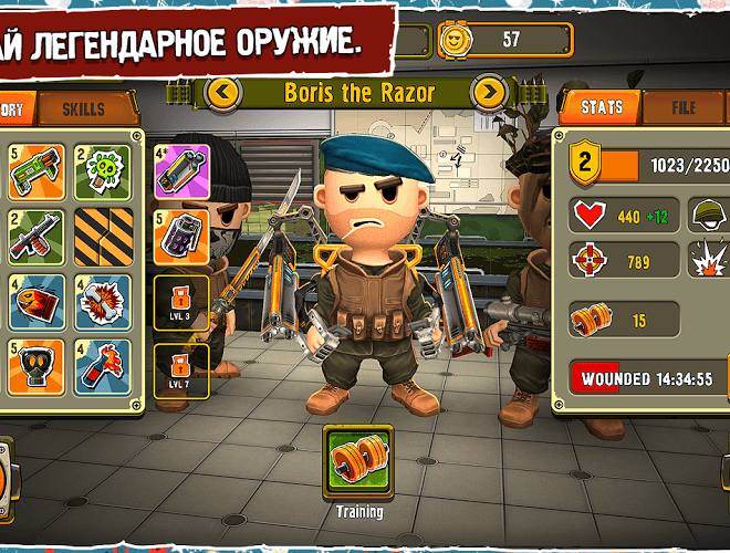 Играй Pocket Troops На ПК 4