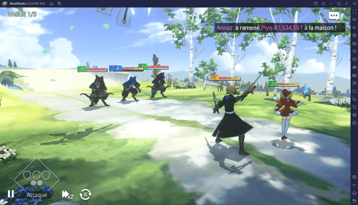 Le Guide du Débutant pour les Combats dans Lord of Heroes