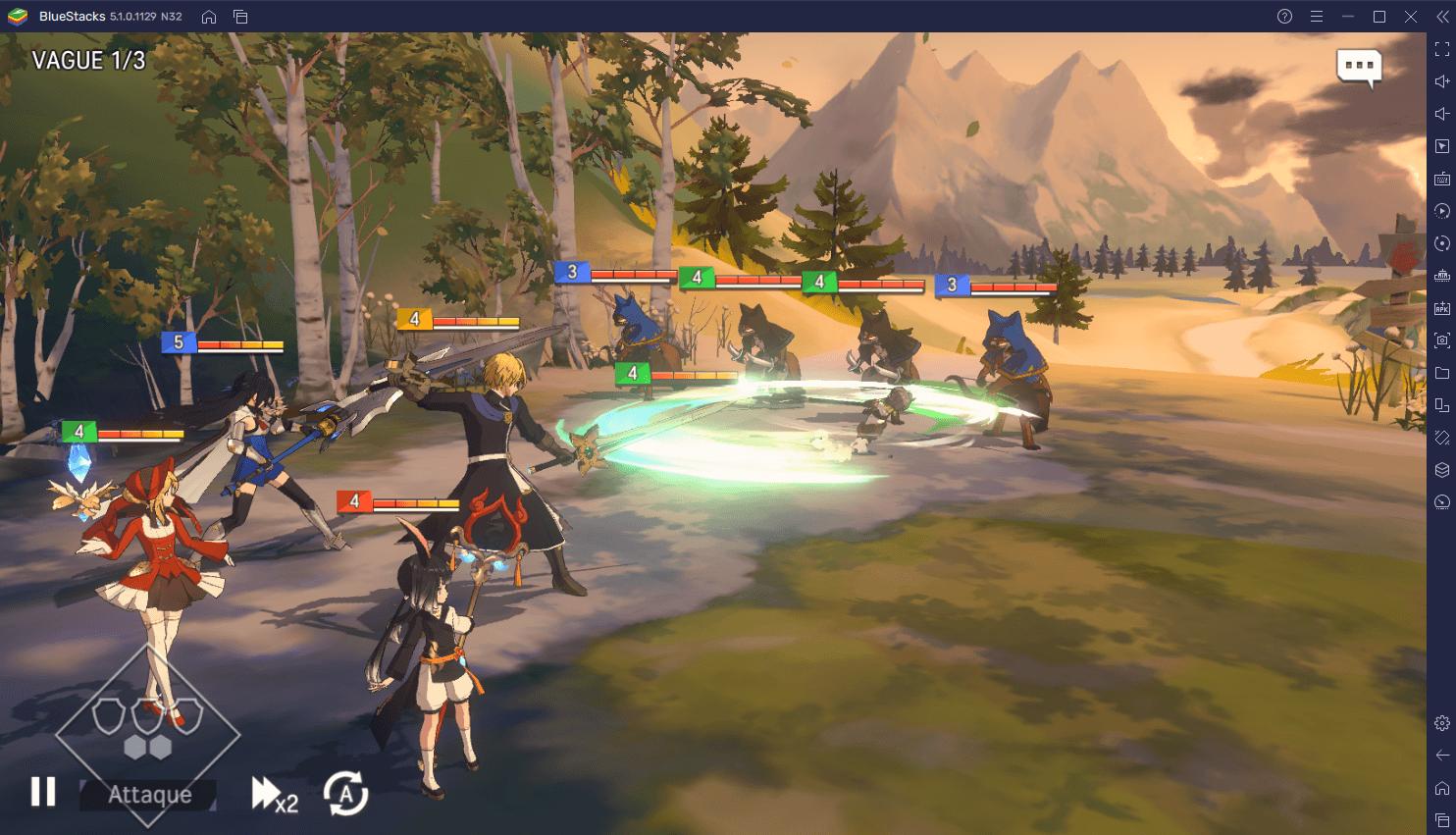 Comment Jouer à Lord of Heroes sur PC avec BlueStacks