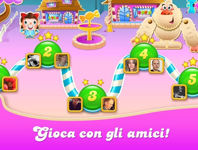 Gioca Candy Crush Soda Saga on PC 18