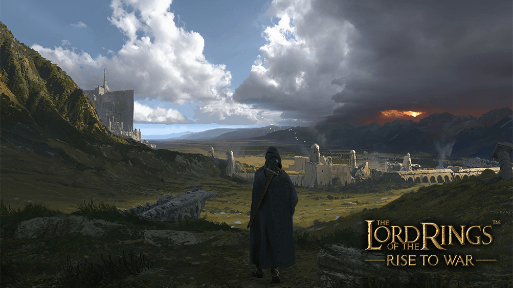 The Lord of the Rings: Rise to War Pre-Registration & Release Date Out