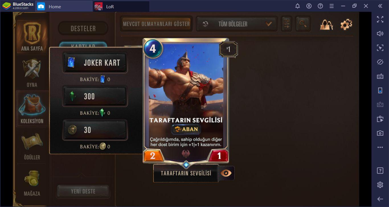 Legends Of Runeterra İçin En Faydalı İpuçları