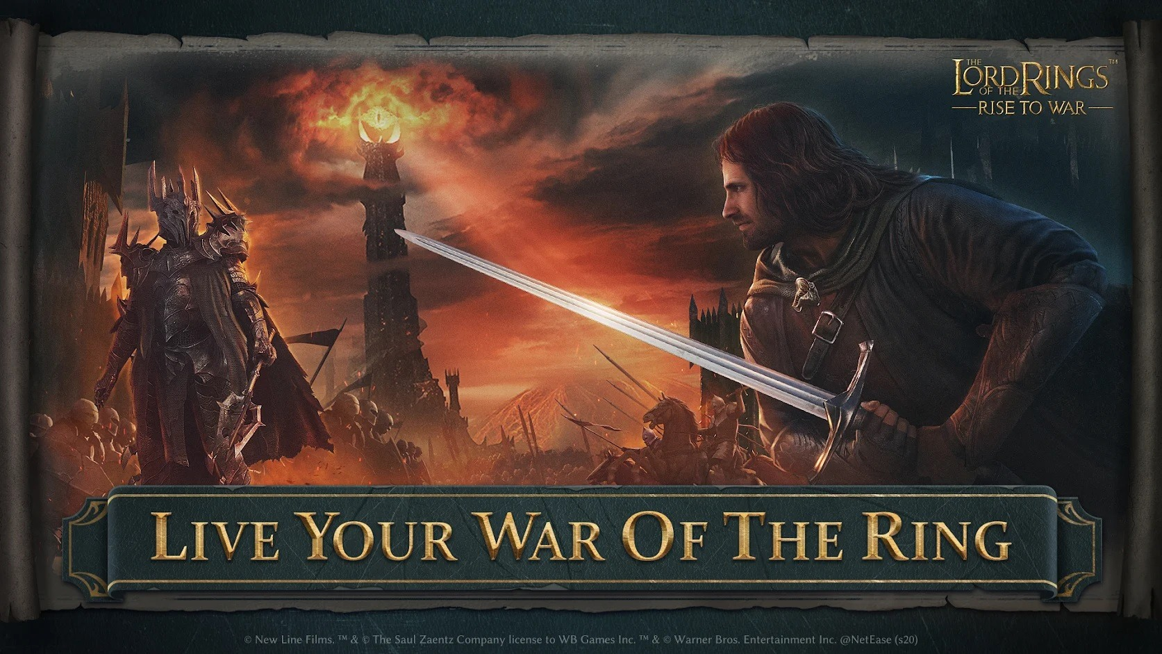 How to Play Lord of the Rings: Rise to War on PC With BlueStacks