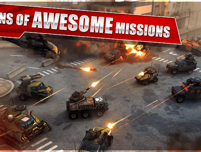 Играй Global Assault На ПК 13