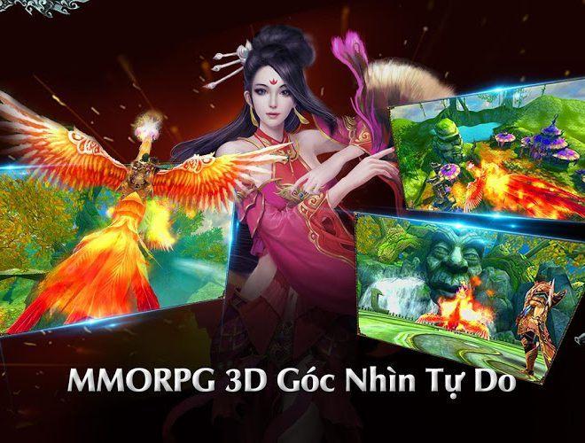 Chơi Lục Long Ngự Thiên 3D on PC 6
