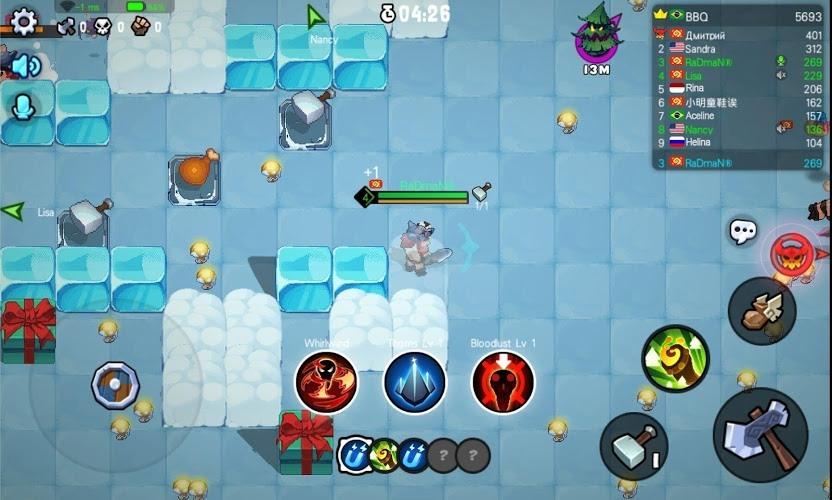 BarbarQ İndirin ve PC'de Oynayın 25