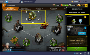 How To Install And Configure Left To Survive On BlueStacks