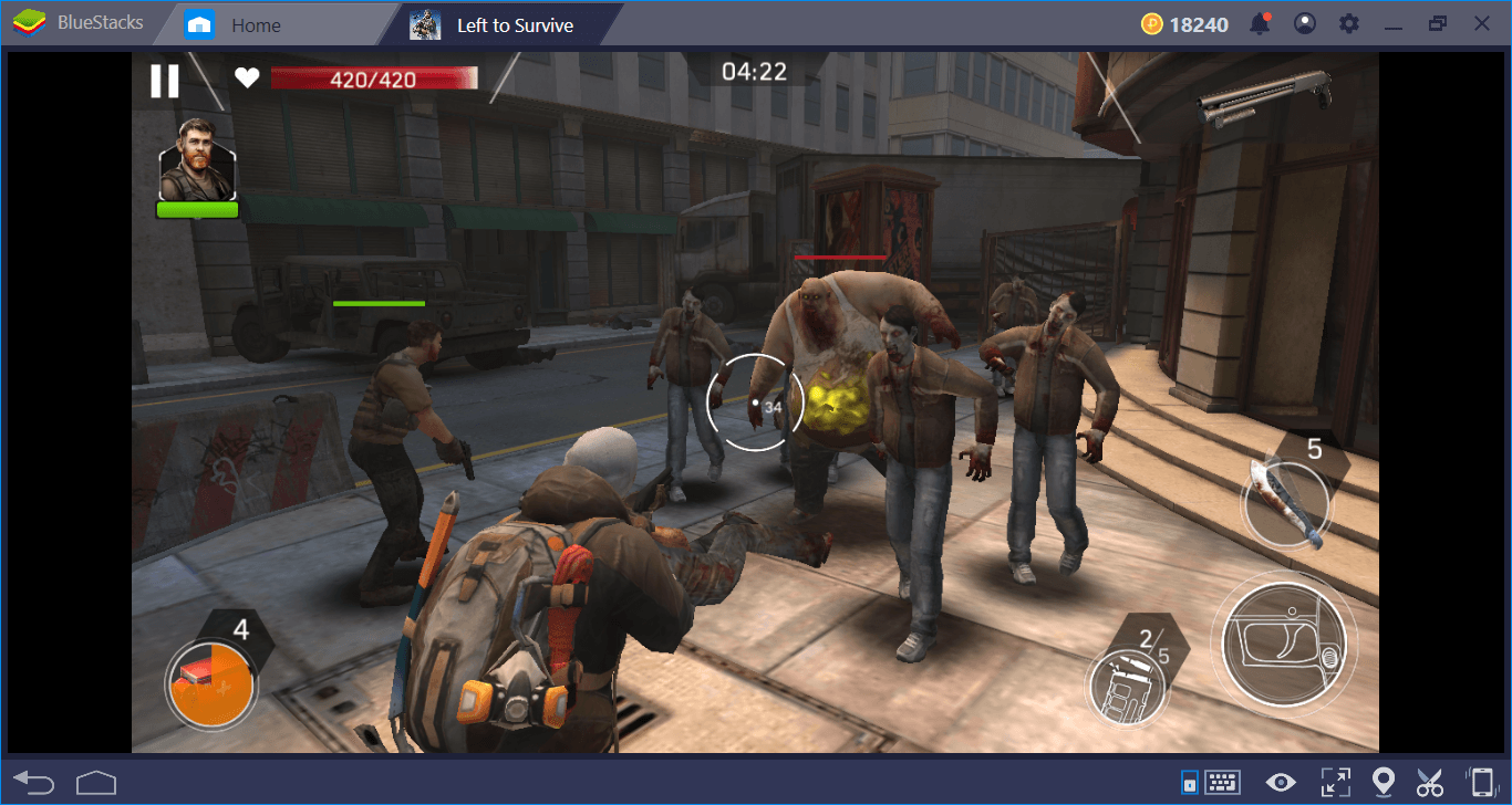 Left To Survive Tips Tricks: How To Kill Zombies and Other Survivors Efficiently