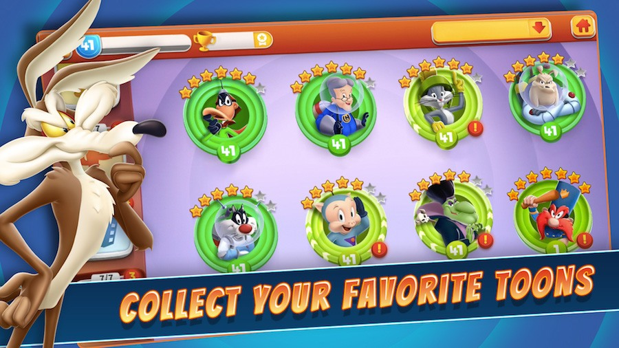 En iyi Looney Tunes World of Mayhem Toon'ları