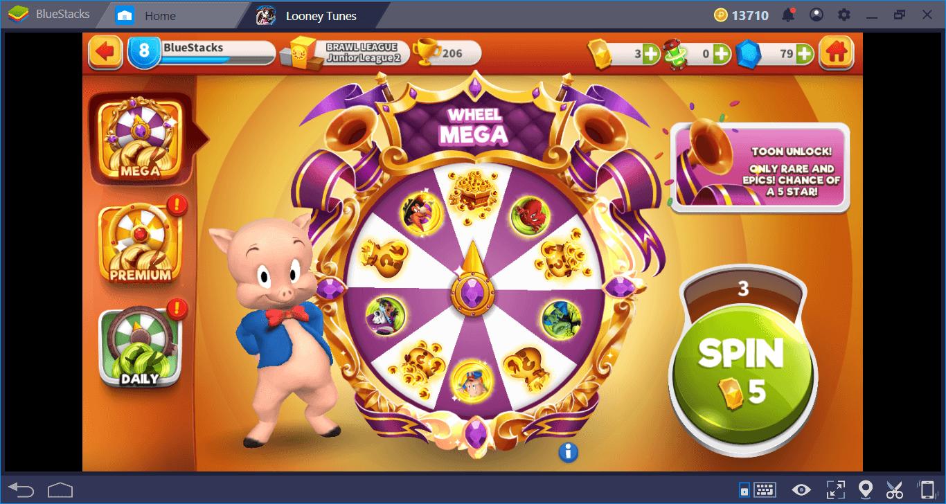 Looney Tunes World of Mayhem Oynuyoruz – Bize Katılın!