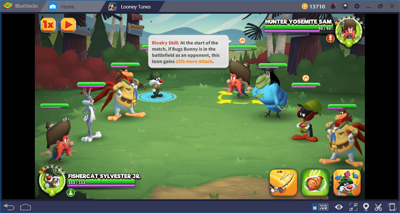 Looney Tunes World of Mayhem Savaş Sistemi Rehberi