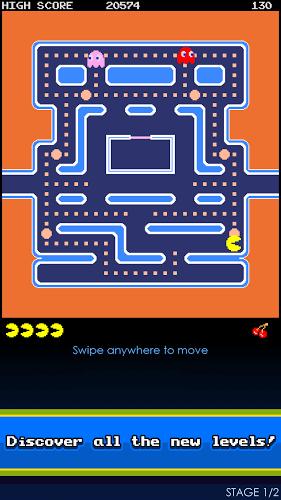 Play PAC-MAN on PC 4