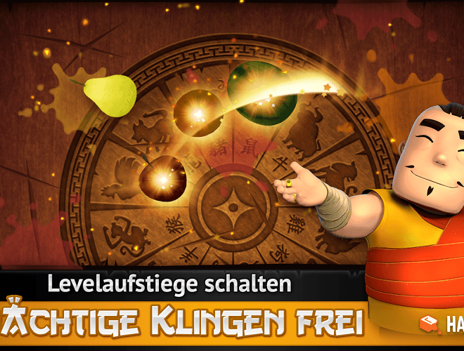 Spielen Fruit Ninja Free on PC 8