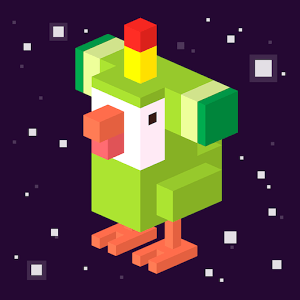 เล่น Crossy Road on PC