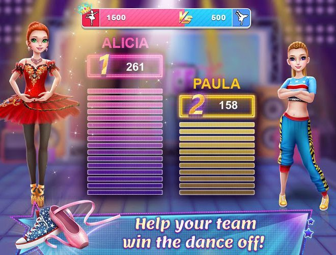 Play Dance Clash: Ballet vs Hip Hop on PC 17