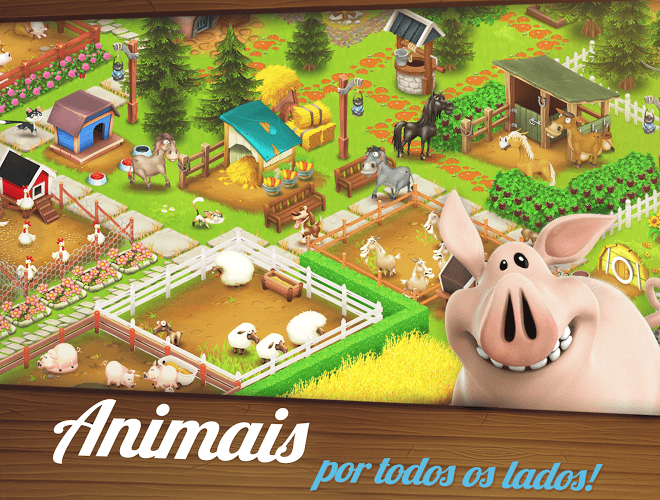 Jogue Hay Day para PC 17