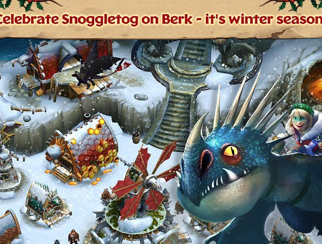 Play Dragons: Rise of Berk on PC 10