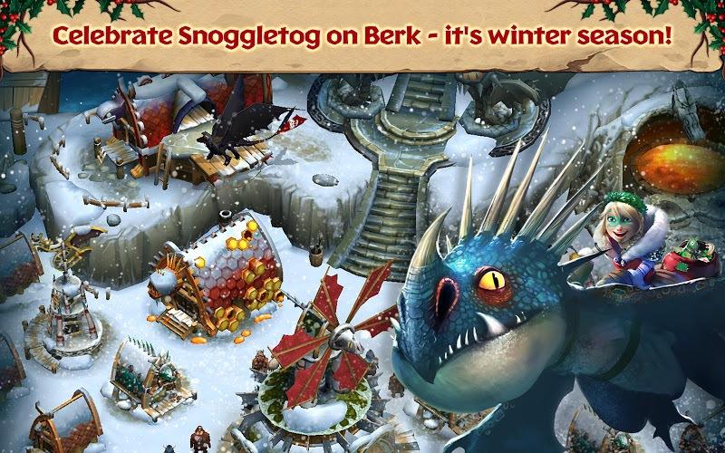 Play Dragons Rise of Berk on PC
