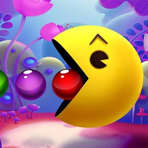 Play PAC-MAN Pop – Bubble Shooter on PC 1