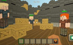 Hide and Seek – Minecraft Style