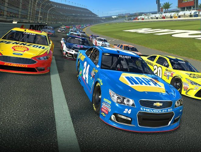 Jogue Real Racing 3 para PC 3