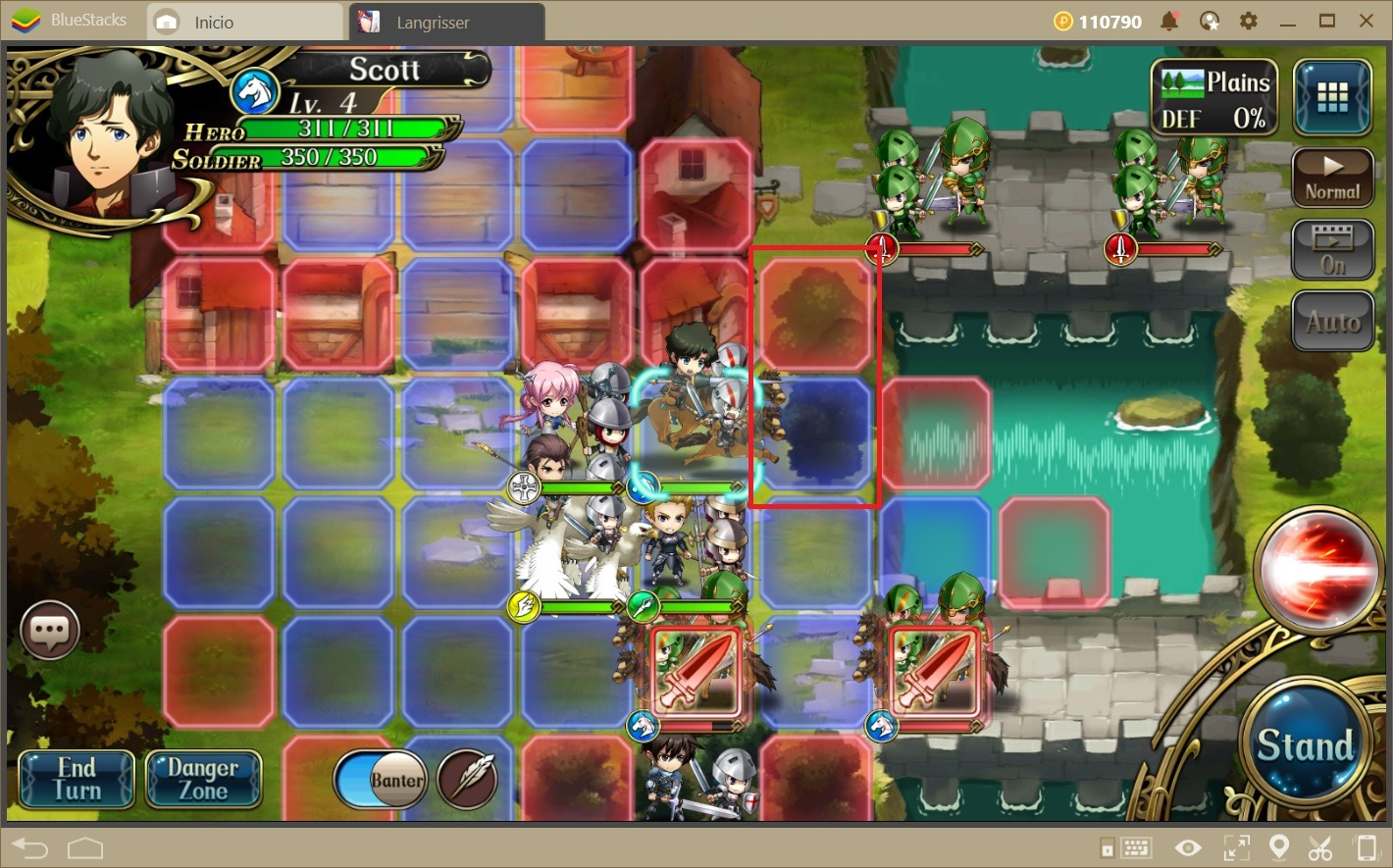 Combat Fundamentals of Langrisser: Learn all about the Priority and Terrain systems