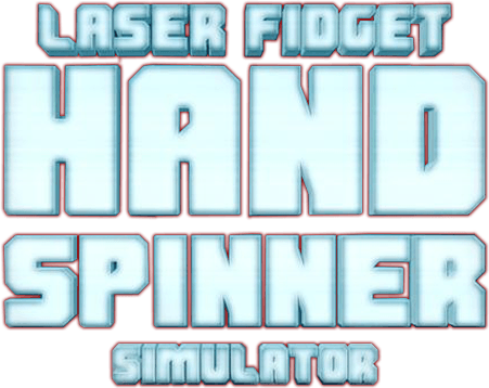 Play Laser fidget hand spinner on PC