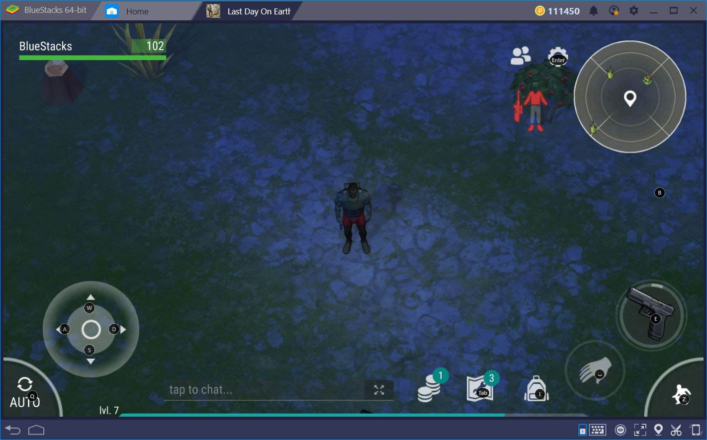Surviving the 'Last Day on Earth' With the BlueStacks Keymapping Tool
