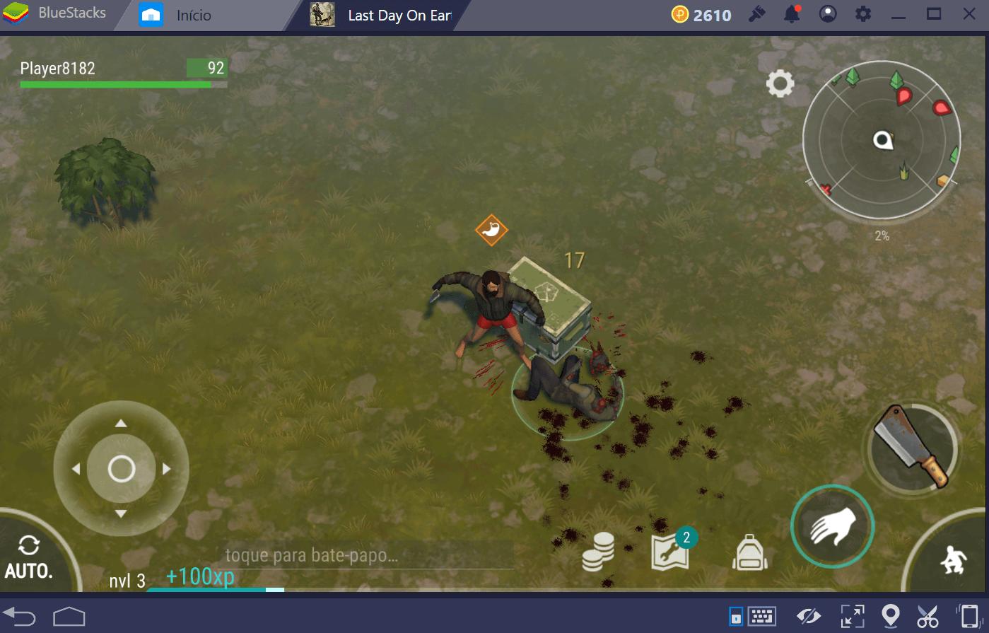 Guia de combate em Last Day on Earth Survival