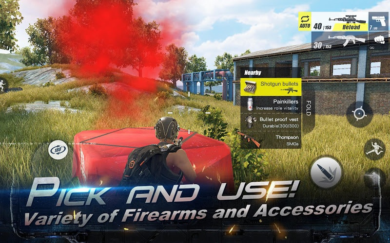 Jogue Rules of Survival para PC 16