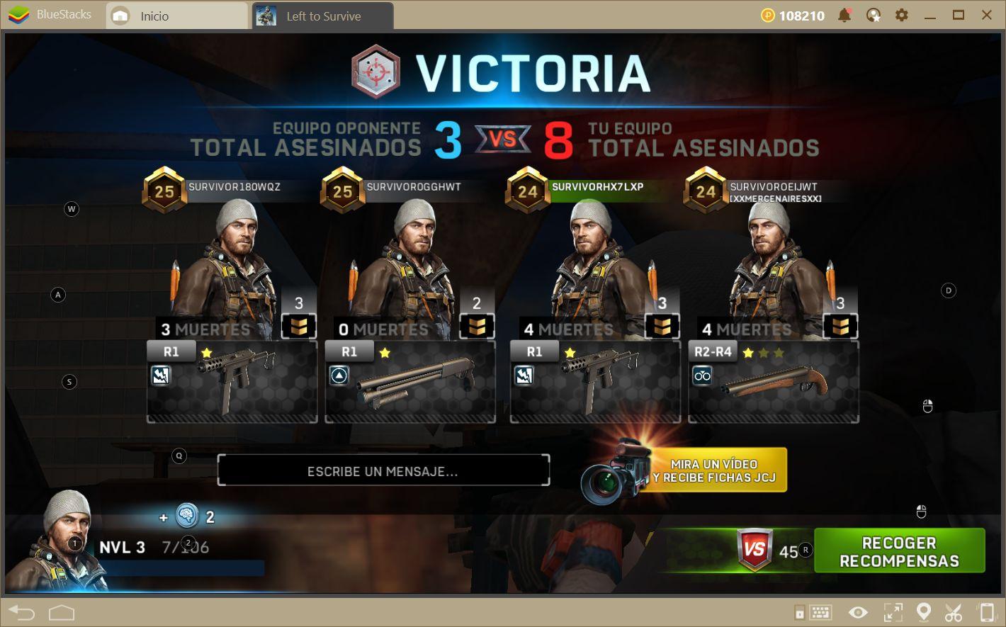 El PvP en Left to Survive—¡Destruye a tu Competencia con BlueStacks!