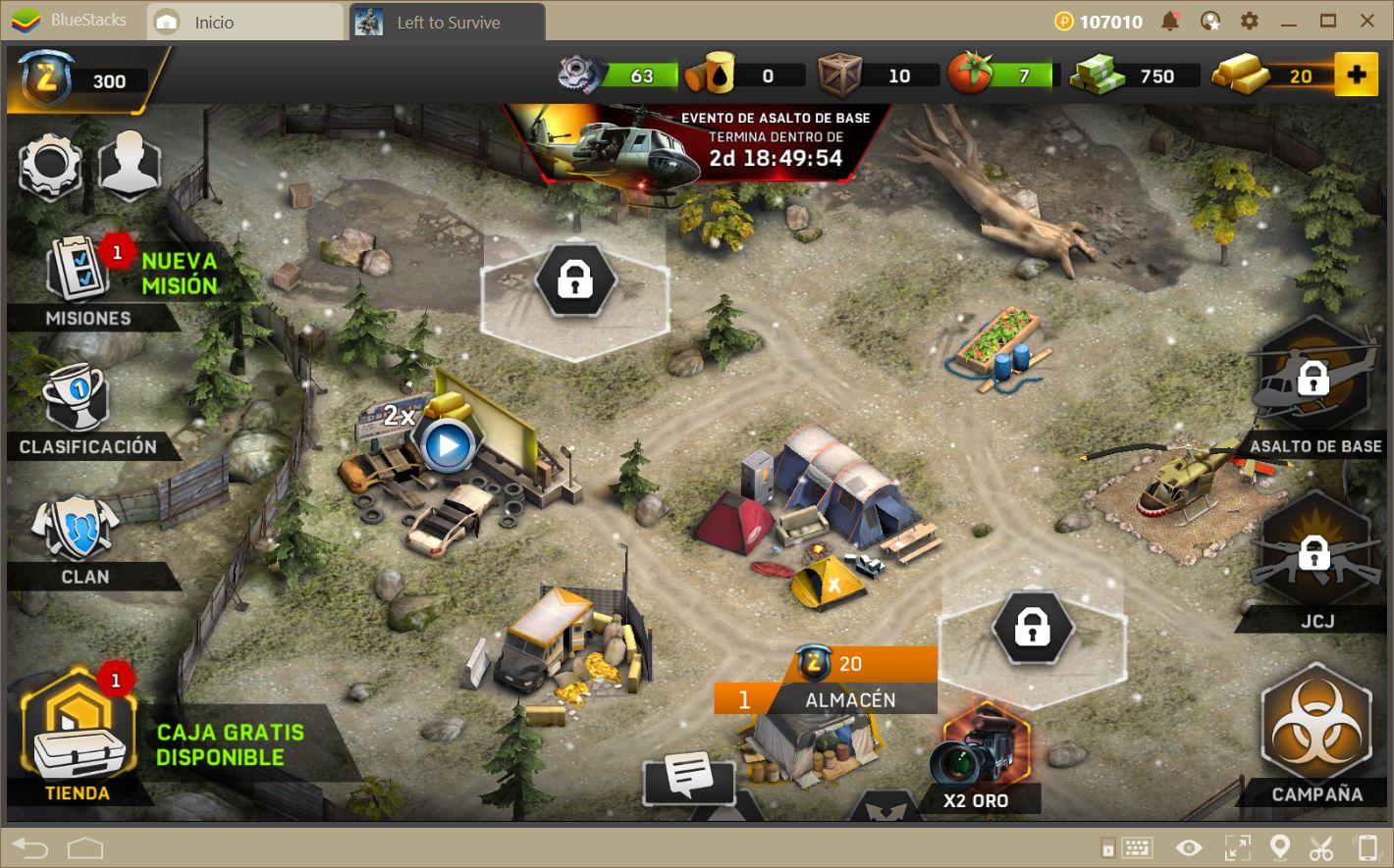 Left to Survive—Pura Adrenalina y Combate Contra Hordas de Zombies