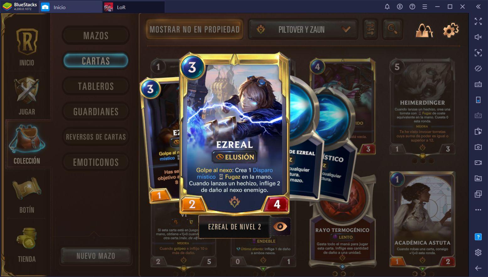 Legends of Runeterra - Los Mejores Mazos (Actualizado Mayo 2020)