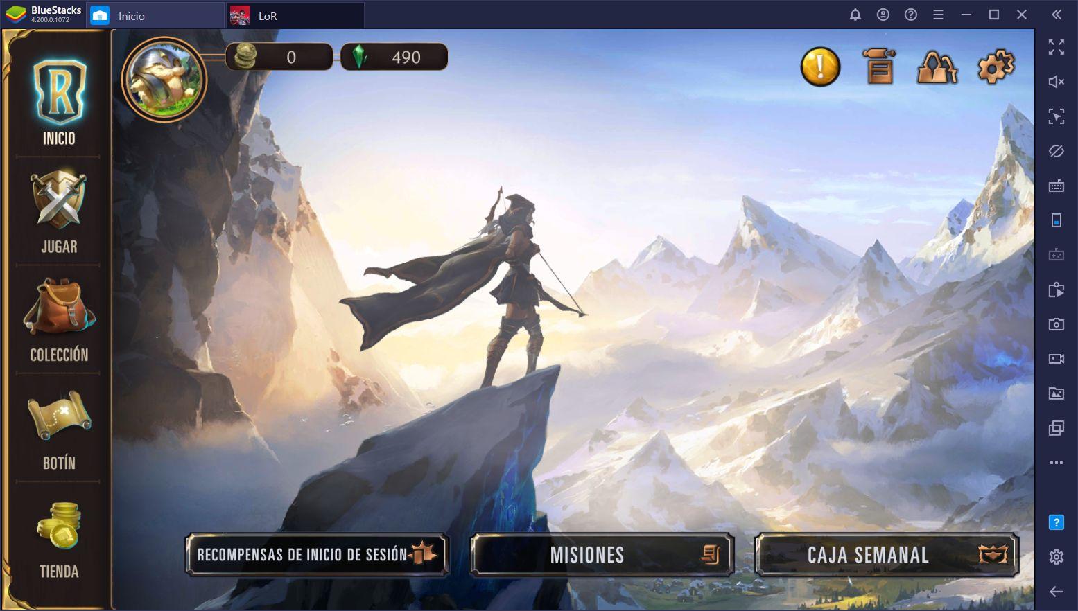 Legends of Runeterra de Riot Games: ¿Cómo Comenzar en Este Juego?